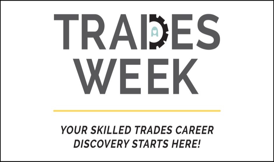 logo for Build a Dream Trades Week